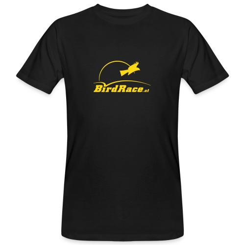 BirdRace.at - Männer Bio-T-Shirt