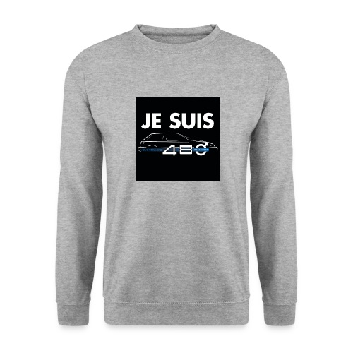Sweat-shirt - Je suis 480 - Sweat-shirt Homme