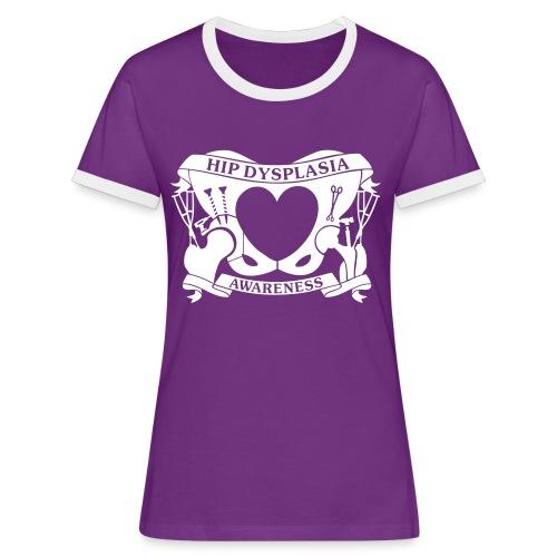 Women's Ringer T-shirt - Women's Ringer T-Shirt