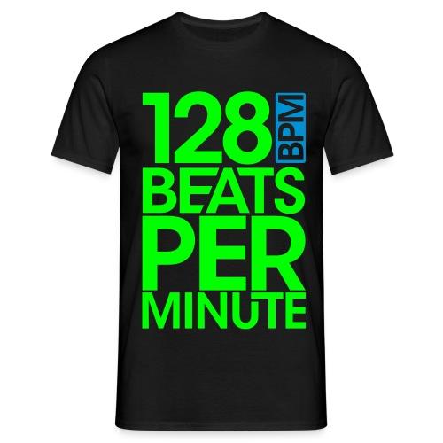128 BPM - Maglietta da uomo