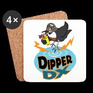 Mugs & Drinkware ~ Coasters (set of 4) ~ DipperDX Coasters