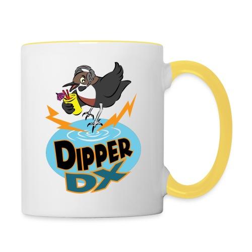 DipperDX mug - Contrasting Mug
