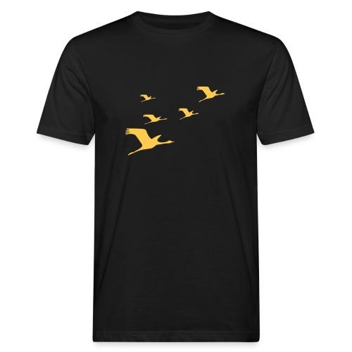 Birds - Männer Bio-T-Shirt