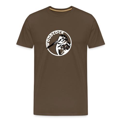 CAMISETA PREMIUM, BECADA W. - Camiseta premium hombre