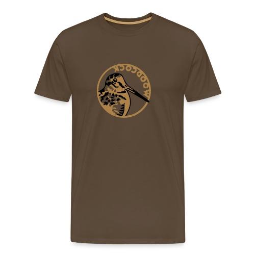 CAMISETA PREMIUM BECADA B - Camiseta premium hombre