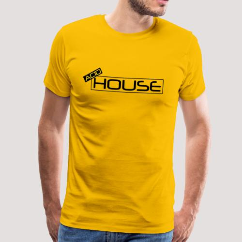 Acid House - Men's Premium T-Shirt