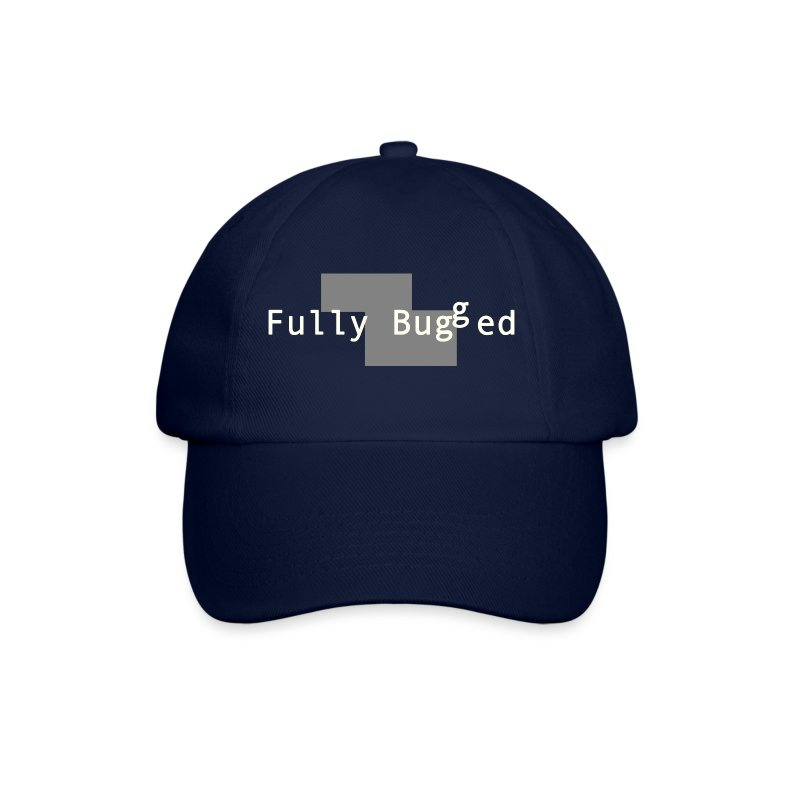 Fully Bugged Grey - Baseball Cap