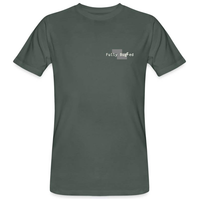 Bio (M) - FB Logo - Men's Organic T-shirt