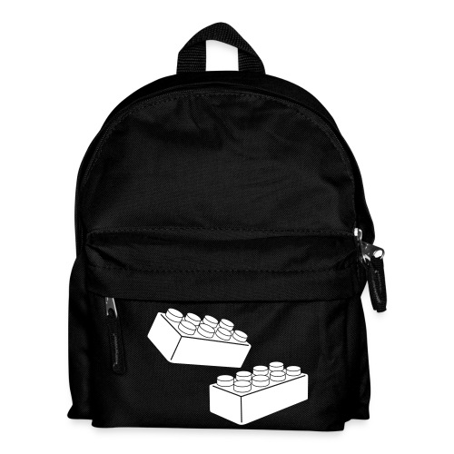mochila infantil con estampado de lego - Mochila infantil