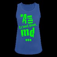 Vêtements Sport ~ Débardeur respirant Femme ~ Numéro de l'article 101767722