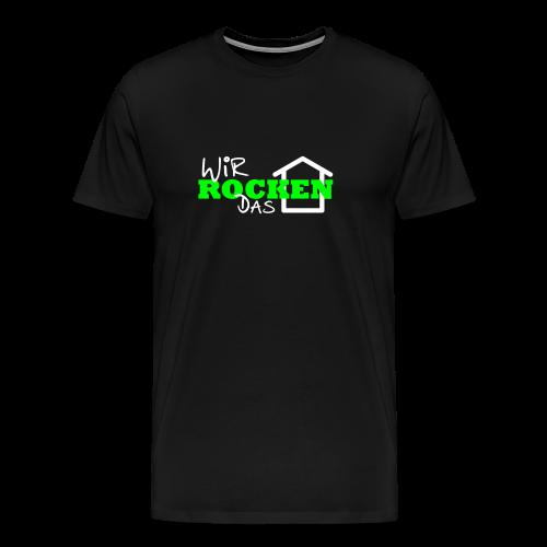 Rock-Shirt Burschen - Männer Premium T-Shirt