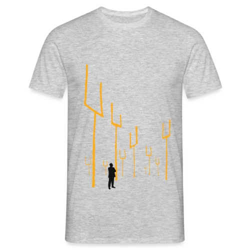 Citizen Erased - Men's T-Shirt
