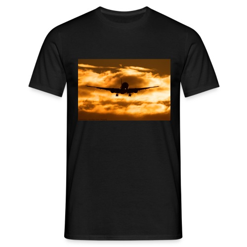 777 without back - Men's T-Shirt