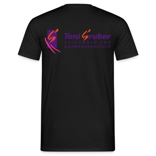 T - Shirt ohne Name - Männer T-Shirt