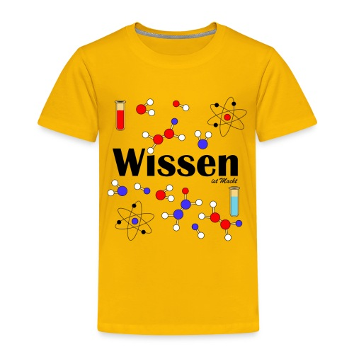 Skole - Børne premium T-shirt