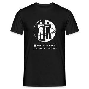 Black men shirt - Men's T-Shirt