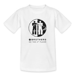 White Kids T-Shirt - Kids' T-Shirt
