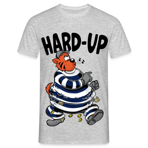 Hard-Up #1 - T-shirt Homme
