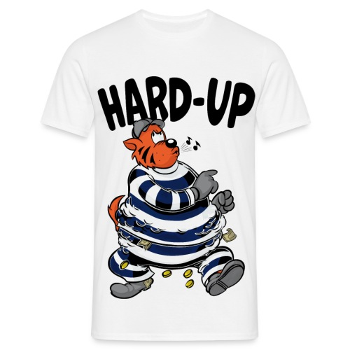 Hard-Up #2 - T-shirt Homme