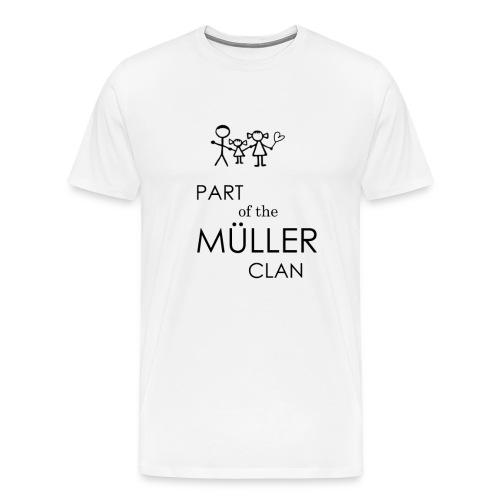 Müller - Männer Premium T-Shirt