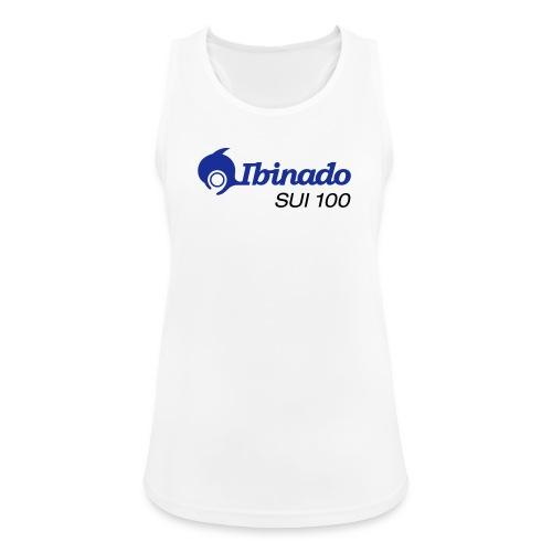 Ibinafrauenshirt weiss - Frauen Tank Top atmungsaktiv