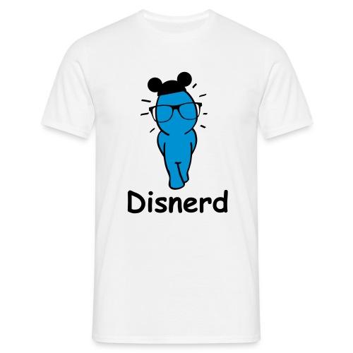 Disnerd (D*sney-Nerd) - Männer T-Shirt