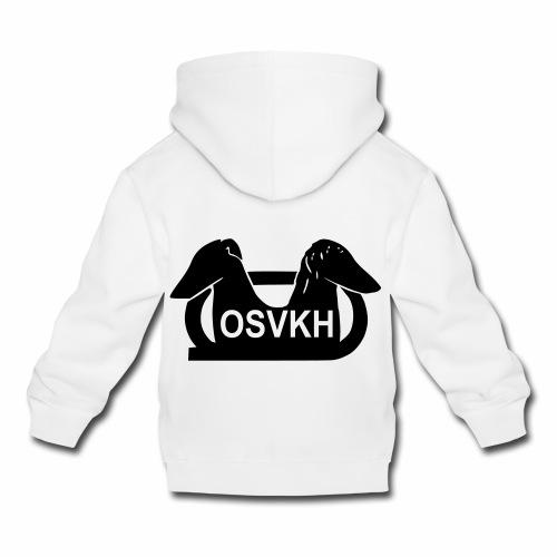 OSVKH-logo - Lasten premium huppari