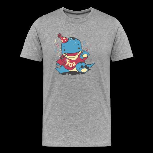 Foostival 2015 T-Shirt (m) - Männer Premium T-Shirt