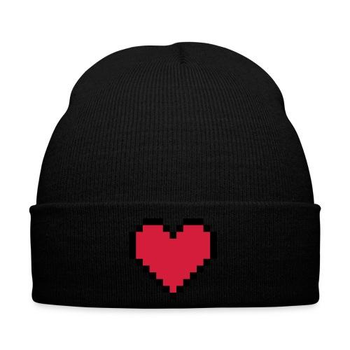 XellCraft Heart Winter Hat - Winter Hat