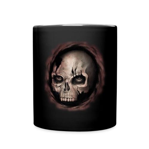Skull - Tazza monocolore