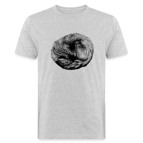 Geschützt - Männer Bio-T-Shirt