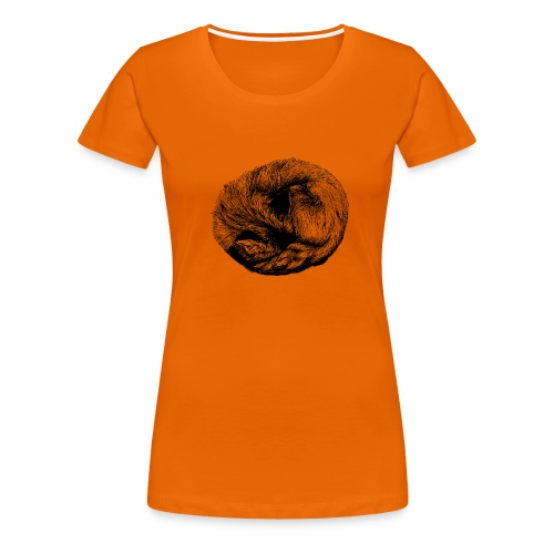 Geschützt - Frauen Premium T-Shirt