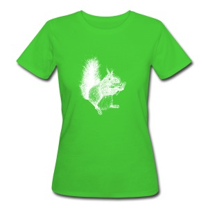 The Geek - Frauen Bio-T-Shirt