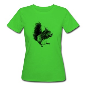 The Geek - Frauen Bio-T-Shirt