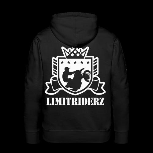 Standard LRZ Crew Hoodie - Männer Premium Hoodie