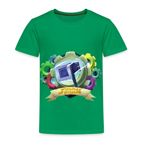 Fifty Shades of Awesome! - Kids' Premium T-Shirt
