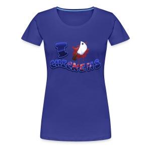 Women's Premium T-Shirt - 4.70