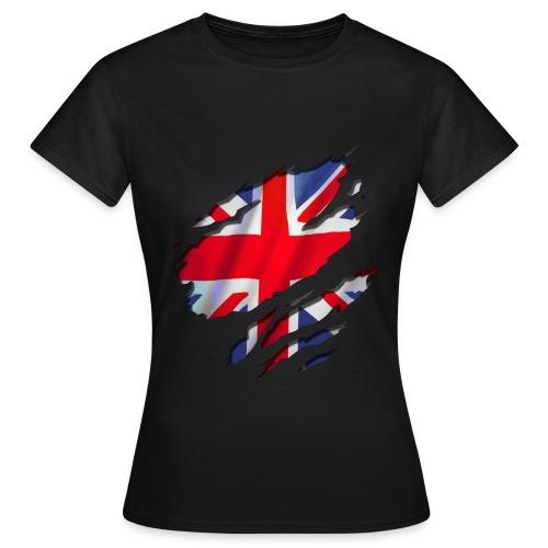England Art T-shirt  - Women's T-Shirt
