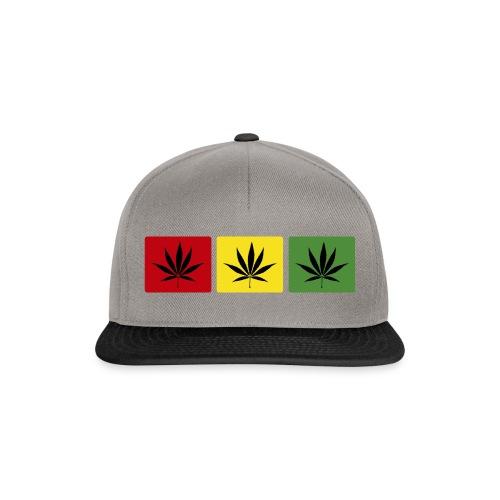 Weed Snapback - Snapback Cap