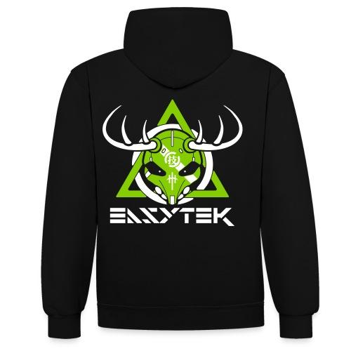ETK - Sweat-shirt contraste