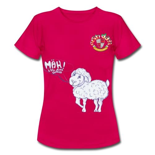Mäh! Girlie-Shirt - Frauen T-Shirt
