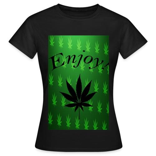 Enjoy! Woman - Frauen T-Shirt