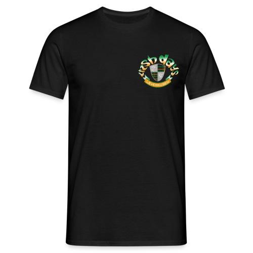 Irish Days T-Shirt Logo Klein - Männer T-Shirt