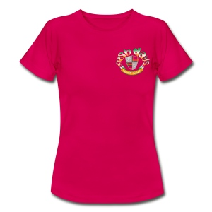 Irish Days Girlie-Shirt Logo Klein - Frauen T-Shirt