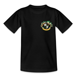 Irish Days Kinder-Shirt Logo Klein - Kinder T-Shirt