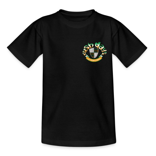 Irish Days Kinder-Shirt Logo Klein - Kinder T-Shirt