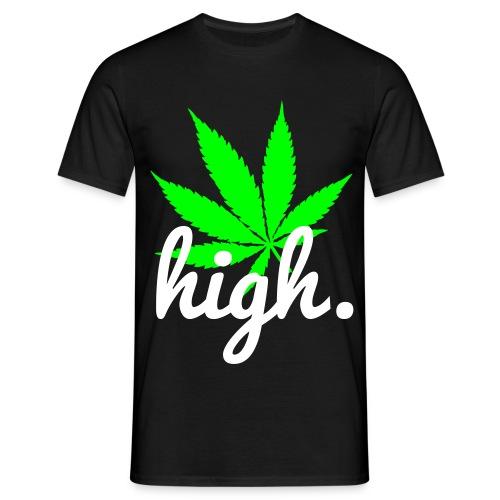 HIGH T-Shirt - Männer T-Shirt