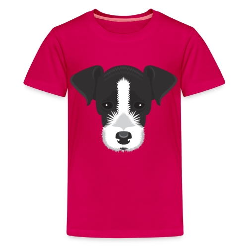 Jack Russell - Teenage Premium T-Shirt