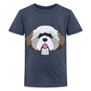 Lhasa Apso - Teenage Premium T-Shirt