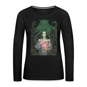 Lovecraft - Women's Premium Longsleeve Shirt